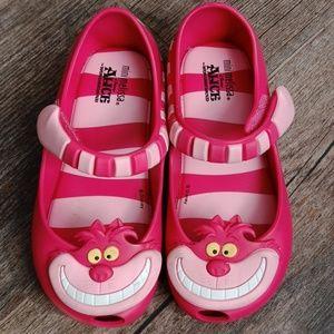 Mini Melissa shoes